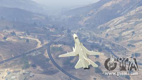GTA 5 SU-24M seventh screenshot