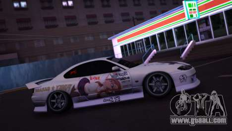Nissan Silvia S15 Daily Drifters for GTA San Andreas left view