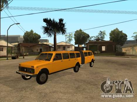 VAZ 2131 Hyper for GTA San Andreas