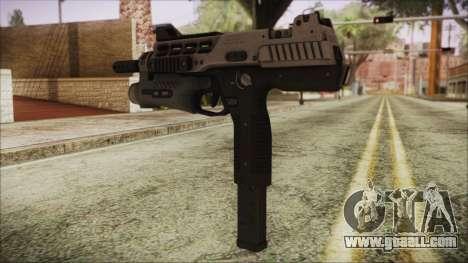 MP-970 for GTA San Andreas second screenshot