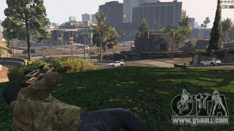 GTA 5 Stance fourth screenshot