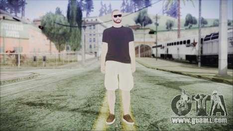 GTA Online Skin 4 for GTA San Andreas second screenshot
