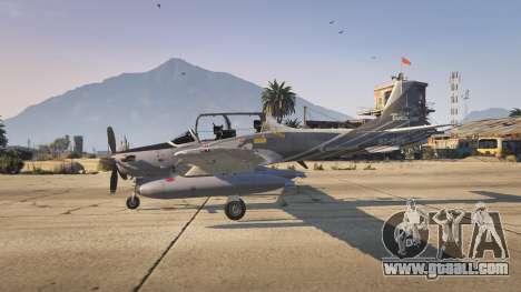 GTA 5 Embraer A-29B Super Tucano House third screenshot