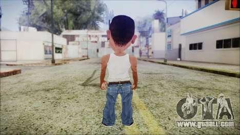 Mini CJ for GTA San Andreas third screenshot