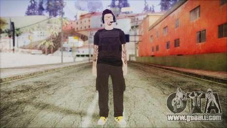 GTA Online Skin 19 for GTA San Andreas second screenshot