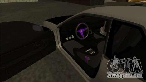 Nissan Skyline R32 Drift for GTA San Andreas side view