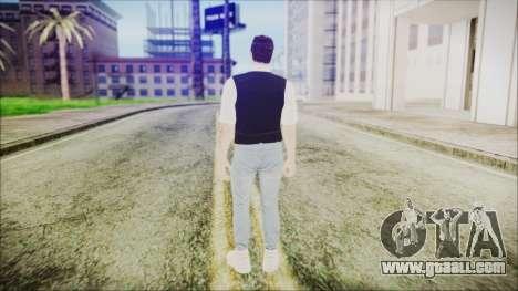 Skin GTA Online Bussines 3 for GTA San Andreas third screenshot