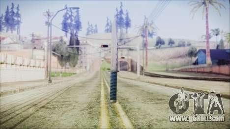 GTA 5 Knife v2 - Misterix 4 Weapons for GTA San Andreas third screenshot