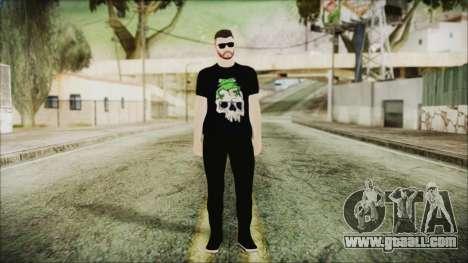 GTA Online Skin 24 for GTA San Andreas second screenshot
