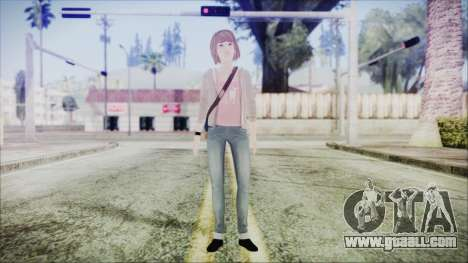Life is Strange Episode 1 Max for GTA San Andreas second screenshot