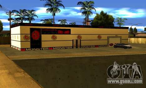 Monster Beats Studio by 7 Pack for GTA San Andreas second screenshot