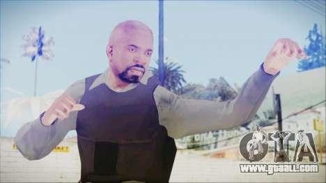 GTA 5 Ammu-Nation Seller 3 for GTA San Andreas
