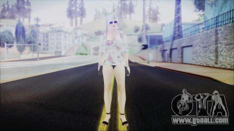 Kens Christie for GTA San Andreas