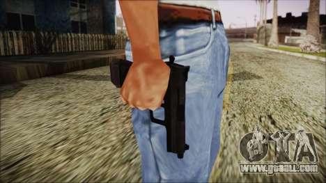 PayDay 2 Interceptor .45 for GTA San Andreas third screenshot
