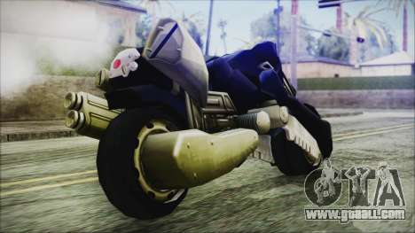 FF7AC Bike for GTA San Andreas right view