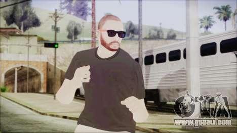 GTA Online Skin 4 for GTA San Andreas
