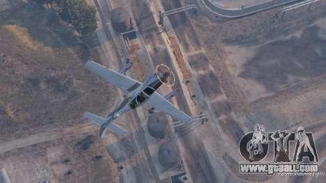 GTA 5 Embraer A-29B Super Tucano House seventh screenshot