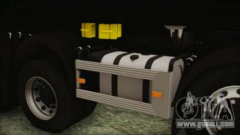 Volvo FMX Euro 6 for GTA San Andreas right view