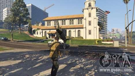 GTA 5 The Force Unleashed seventh screenshot