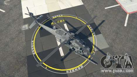 GTA 5 Sikorsky HH-60G Pave Hawk fourth screenshot