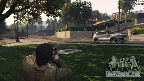 Stance for GTA 5
