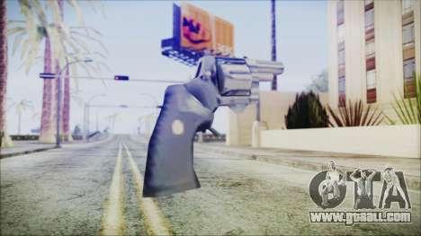 Snub Nose for GTA San Andreas second screenshot