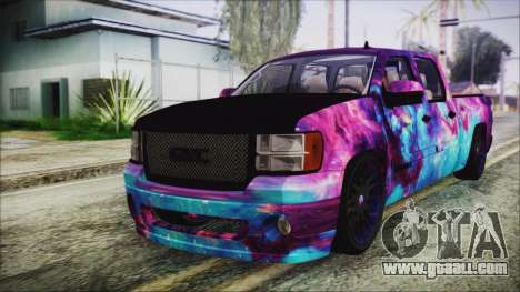 GMC Sierra Galaxy for GTA San Andreas