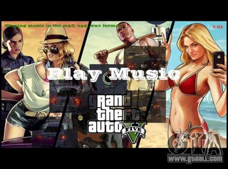 Play Music for GTA San Andreas