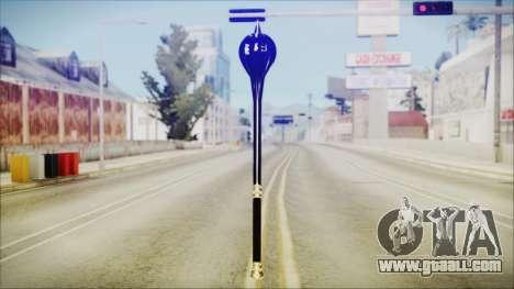 Bulat Steel Mace for GTA San Andreas second screenshot