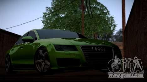 ENB by OvertakingMe (UIF) v2 for GTA San Andreas third screenshot