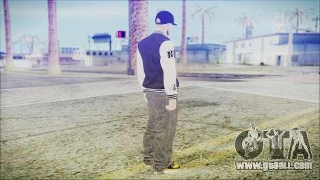 GTA Online Skin 57 for GTA San Andreas third screenshot