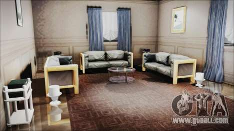 CJ House New Interior for GTA San Andreas second screenshot