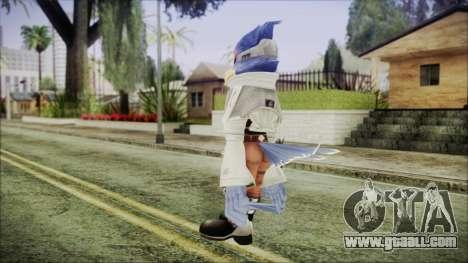 Falco Lombardi for GTA San Andreas third screenshot