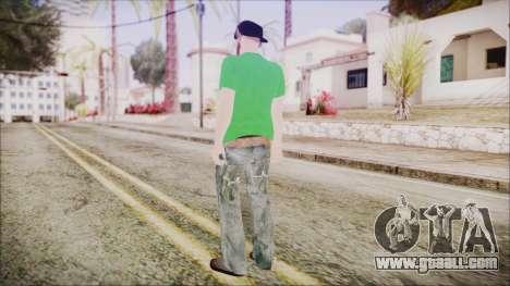 GTA Online Skin 16 for GTA San Andreas third screenshot