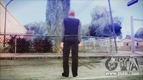 GTA 5 Ammu-Nation Seller 3 for GTA San Andreas third screenshot