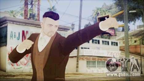 GTA Online Skin 14 for GTA San Andreas