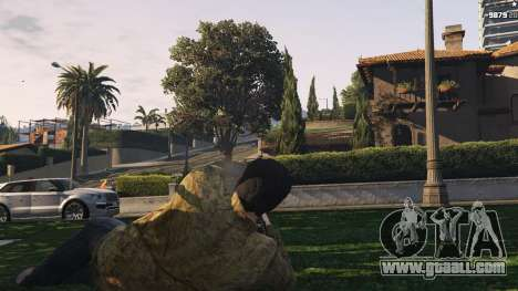 GTA 5 Stance fifth screenshot