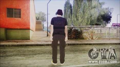 GTA Online Skin 19 for GTA San Andreas third screenshot
