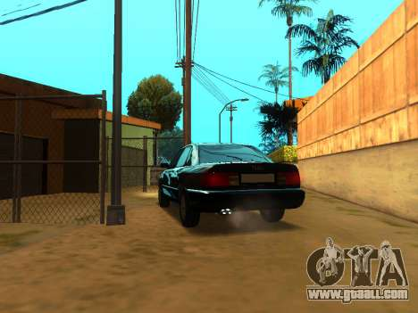 Audi 100 C4 1994 for GTA San Andreas right view