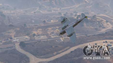 GTA 5 P-47D Thunderbolt sixth screenshot
