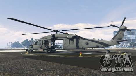 GTA 5 Sikorsky HH-60G Pave Hawk second screenshot