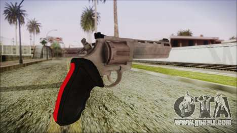 PayDay 2 Bronco .44 for GTA San Andreas second screenshot