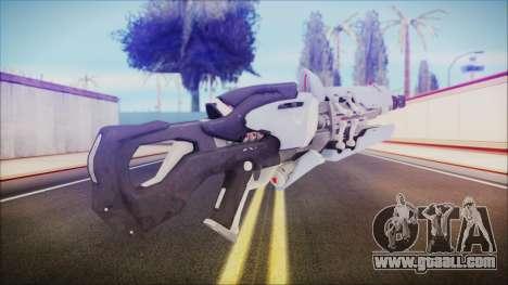 Widowmaker - Overwatch Sniper Rifle for GTA San Andreas second screenshot