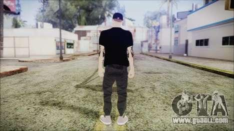 GTA Online Skin 48 for GTA San Andreas third screenshot