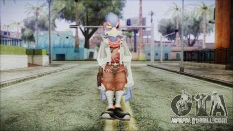 Falco Lombardi for GTA San Andreas second screenshot