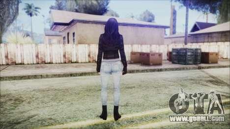 Marvel Future Fight Jessica Jones v1 for GTA San Andreas third screenshot