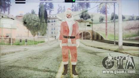 GTA 5 Santa Sucio for GTA San Andreas second screenshot