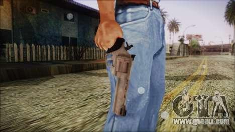 PayDay 2 Bronco .44 for GTA San Andreas third screenshot