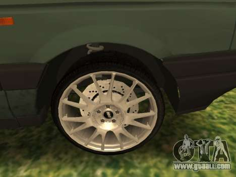 Volkswagen Passat B3 for GTA San Andreas side view