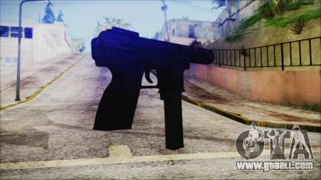 TEC-9 Multicam for GTA San Andreas second screenshot
